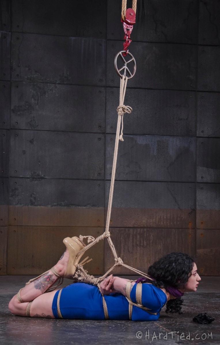 Jack Hammer, Arabelle Raphael - Брюнетки - Галерея № 3487439