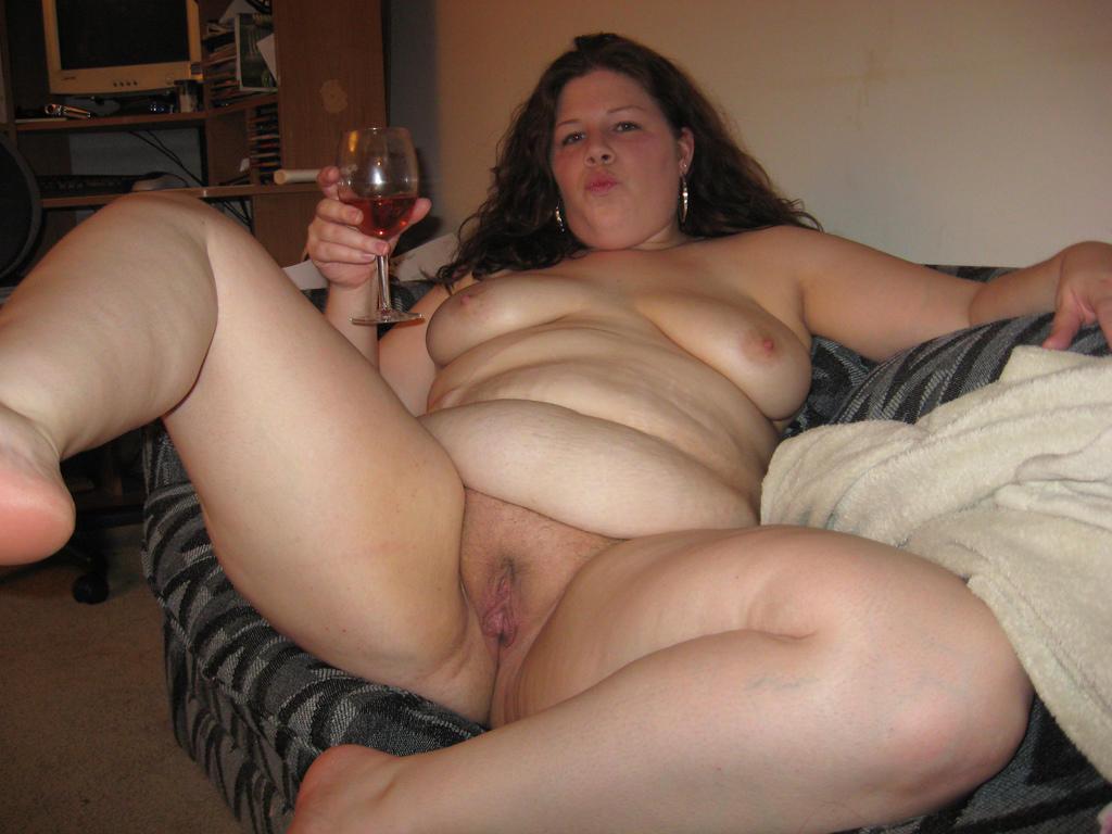 Bbw Naked Wife