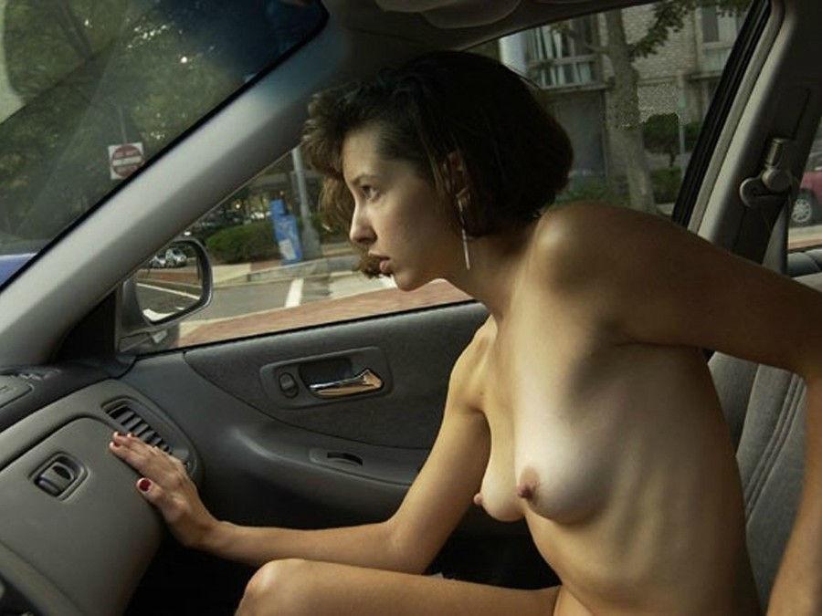 В машине - Галерея № 3406601