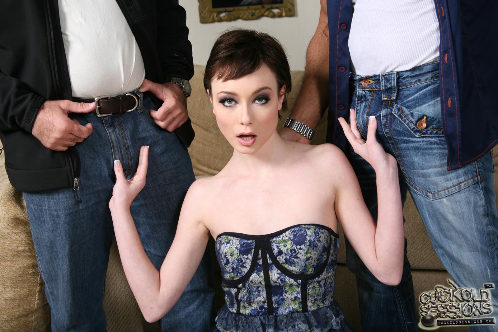 Zoe voss interracial cuckold sex pictures