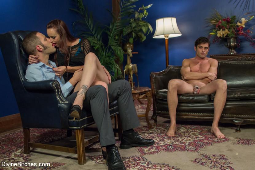 Bella Rossi, Wolf Hudson, Lance Hart - Куколд - Галерея № 3410948