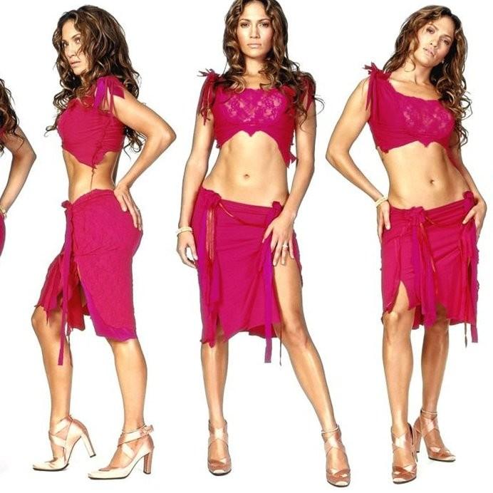 Jennifer Lopez - В позе раком (доггистайл) - Галерея № 3342942