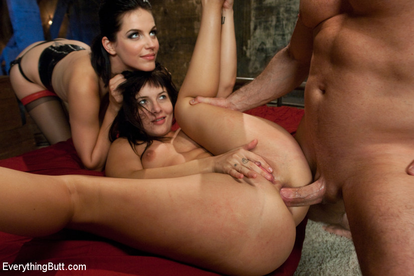 Bobbi Starr, Ashli Orion, John Strong - Дилдо - Галерея № 3323668
