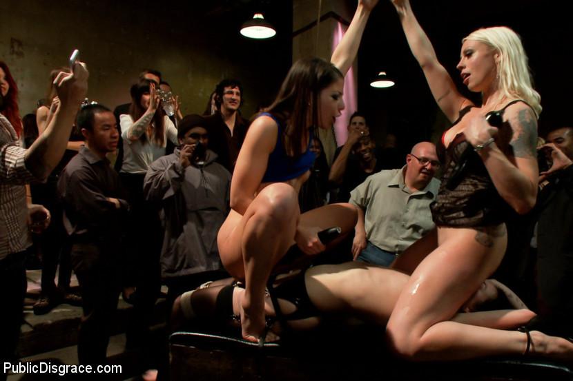 Lorelei Lee, Mickey Mod, Juliette March, Mia Gold, Karlo Karrera - Глубокая глотка - Галерея № 3320374