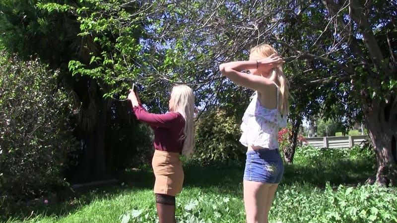 Страстные любовницы Nina Elle и Alexa Grace
