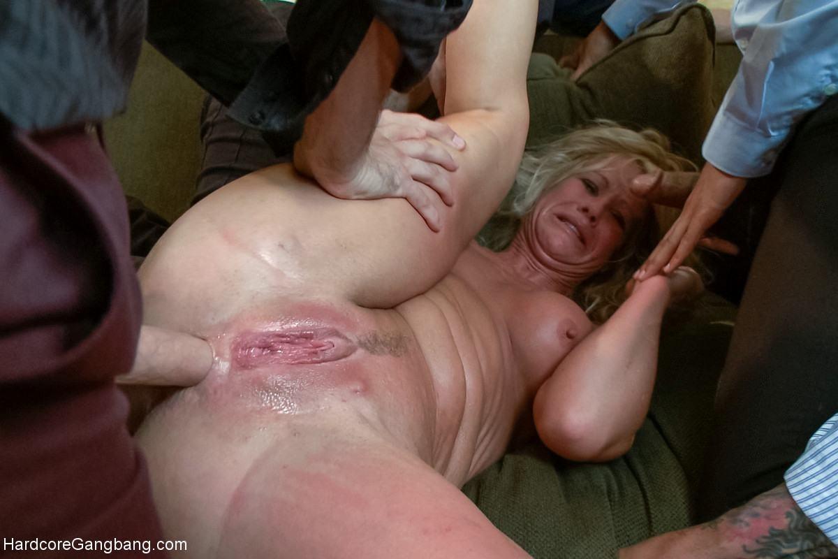 Forced interracial anal porn pics