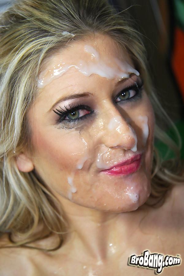 Paris Gables - Сперма на лицо - Галерея № 2705109