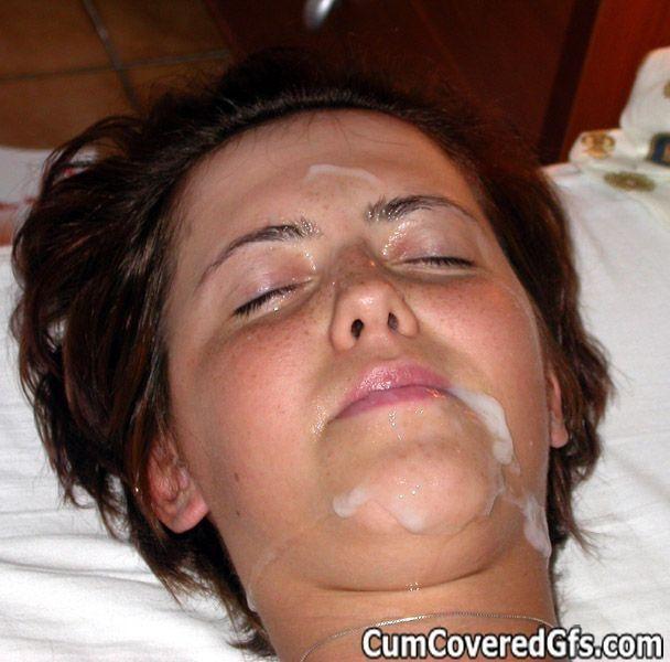 Сперма на лицо - Галерея № 3037185