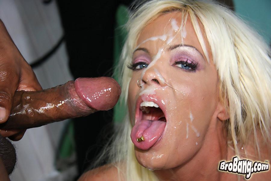 Jordan Blue - Сперма на лицо - Галерея № 2703493