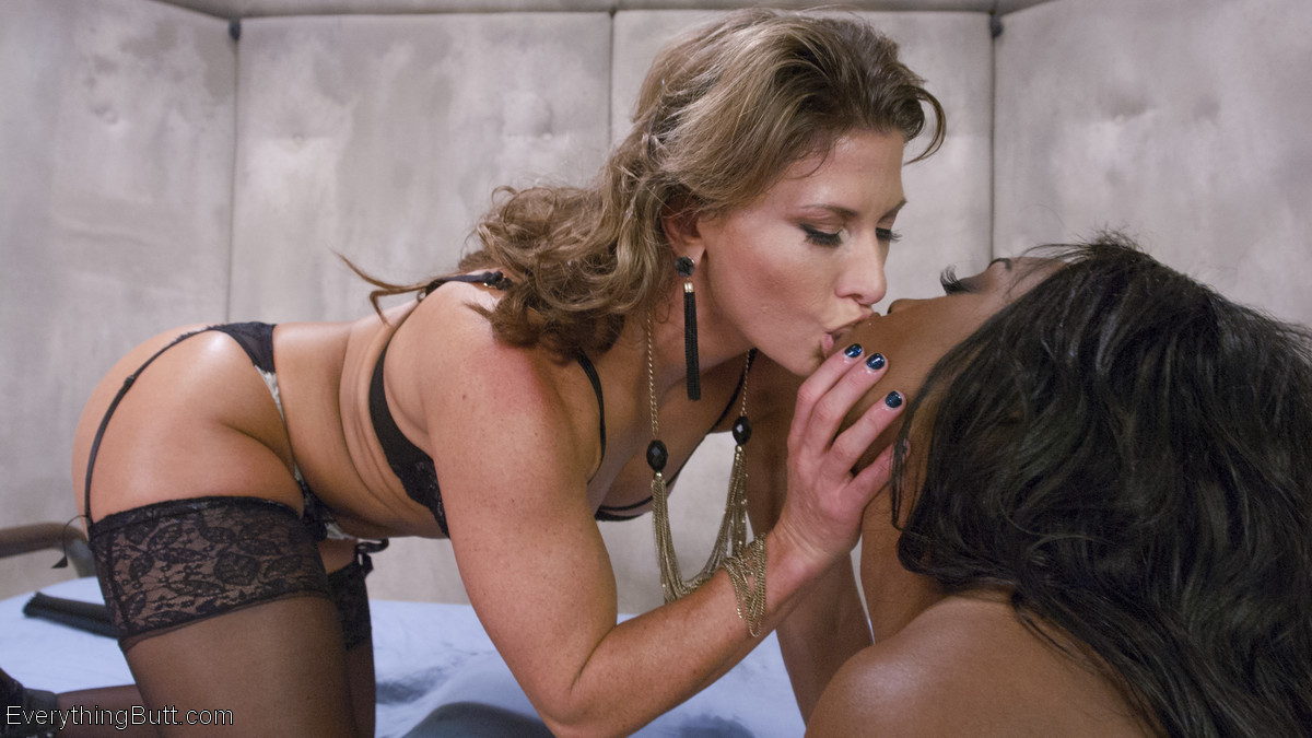 Lisa Tiffian, Ariel X - Фистинг - Галерея № 3498167
