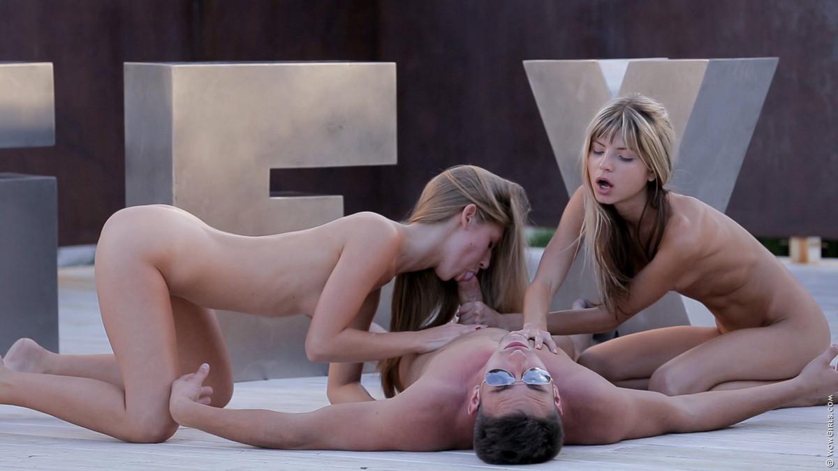 Krystal Boyd, Doris Ivy, Gina Gerson, Anjelica - Европейское - Галерея № 3453603