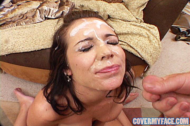 Сперма на лицо - Галерея № 2608943