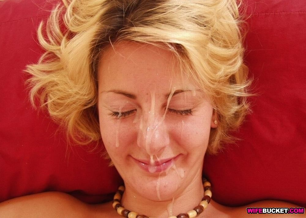 Сперма на лицо - Галерея № 3534161