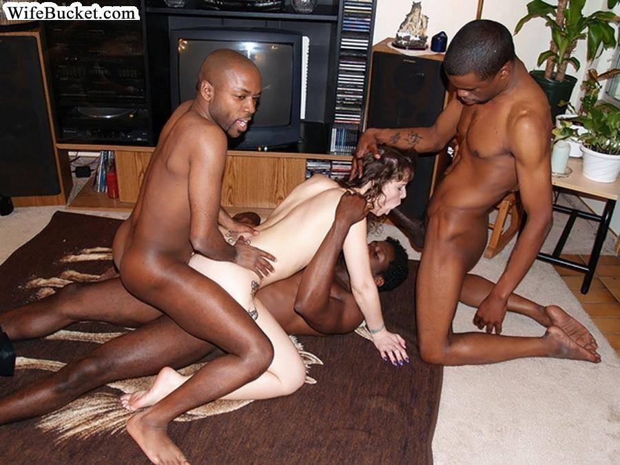 Домашние групповухи с женами