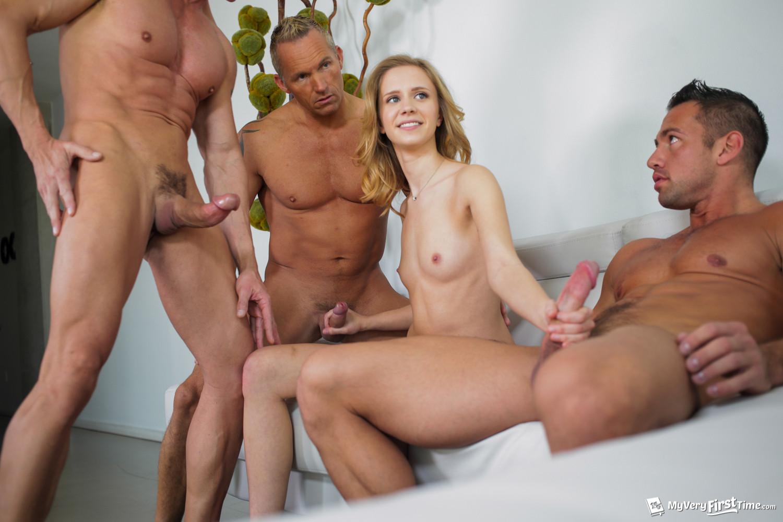 Русское порно муж жена на кастинге
