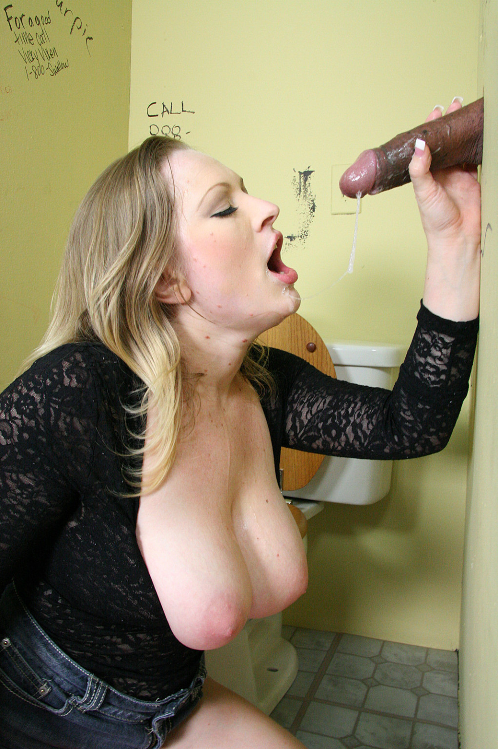 When Mom Found Out It Was Her Son On The Other Side Of Gloryhole