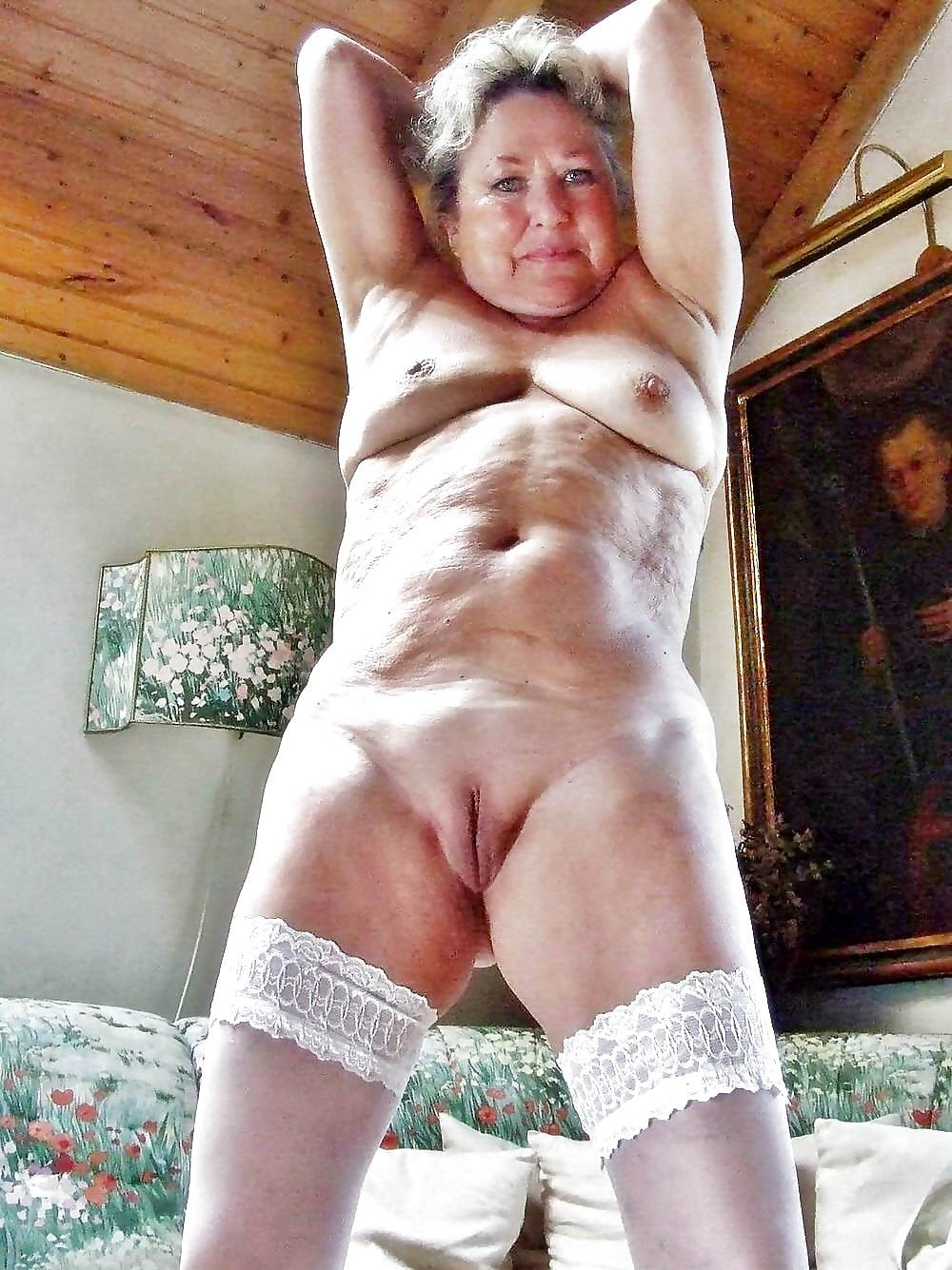 Naked older women.com