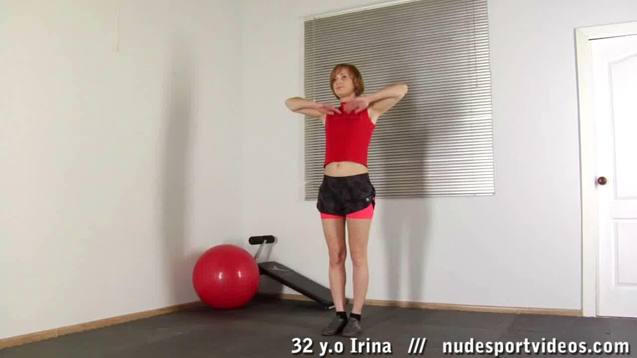 В спортзале - Галерея № 3440160