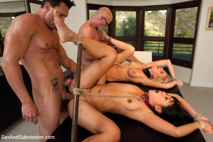 Yuki Mori, Mark Davis, Marco Banderas, Kaylee Hilton - Вчетвером - Галерея № 3344301