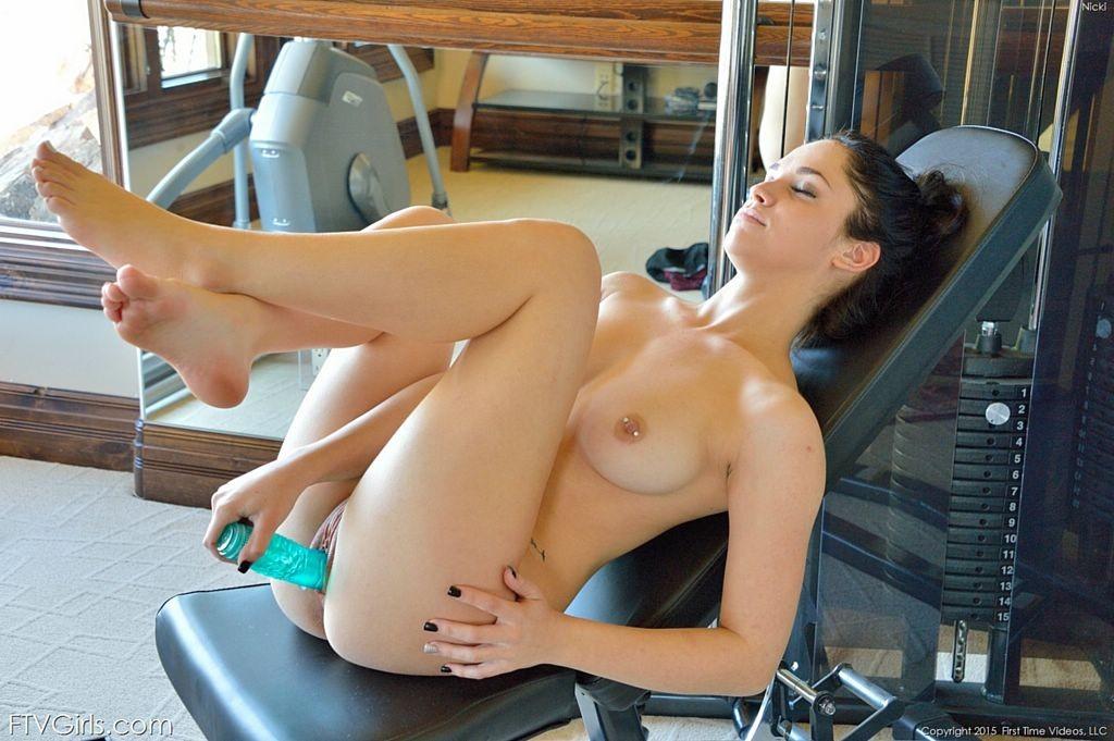 В спортзале - Галерея № 3465607
