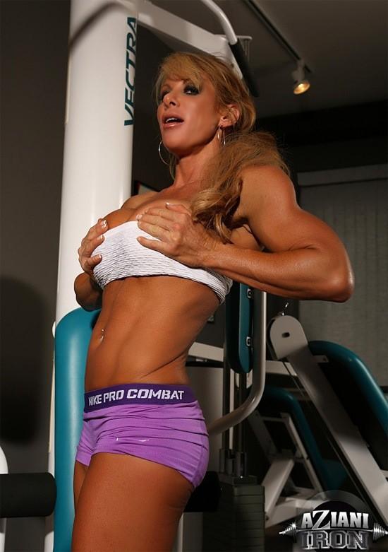Farrah Dahl - В спортзале - Галерея № 3431708
