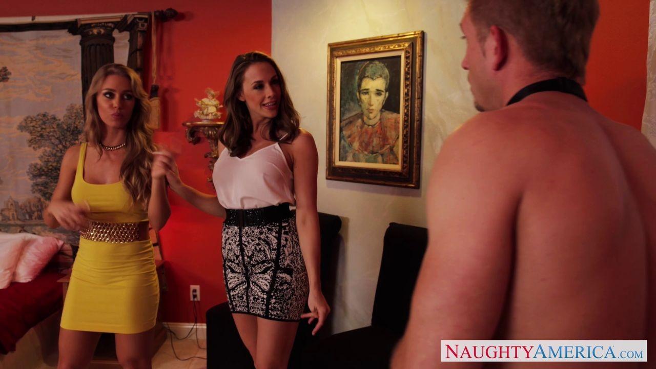 Nicole Aniston, Chanel Preston - В гостинице - Галерея № 3441643