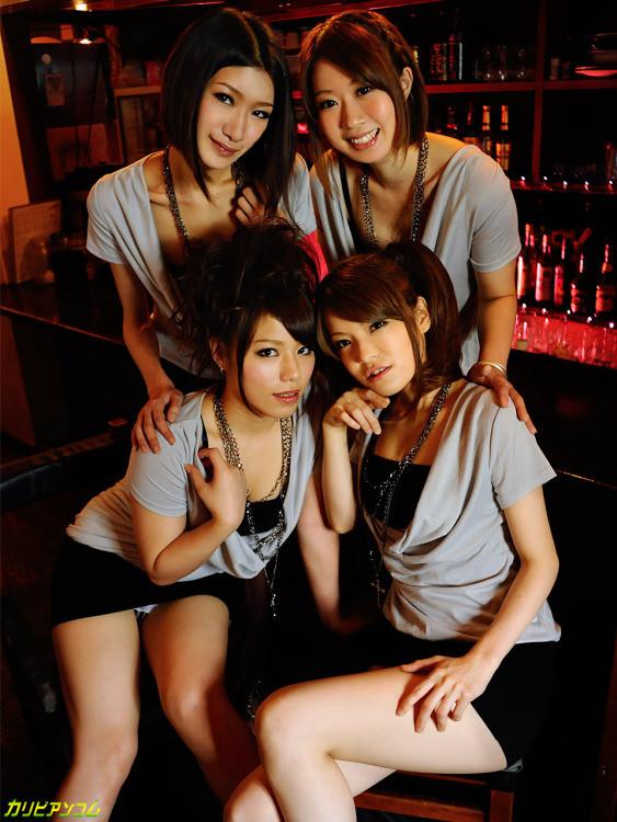 Kana Suzuki, Hinata Hyuga, Haruka Sasano, Anna Kirishima - Японское - Галерея № 3270109