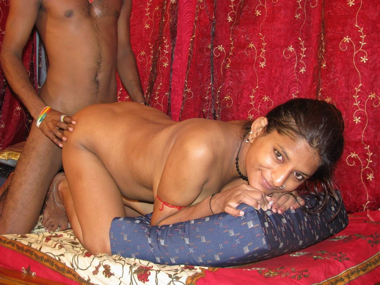 Cute little indian girl masturbating