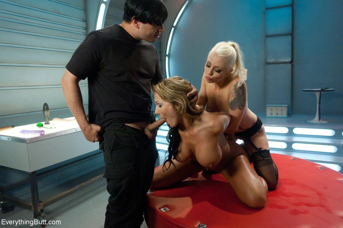 Lorelei Lee, Nikki Sexx, Anthony Rosano - Латекс - Галерея № 3256530