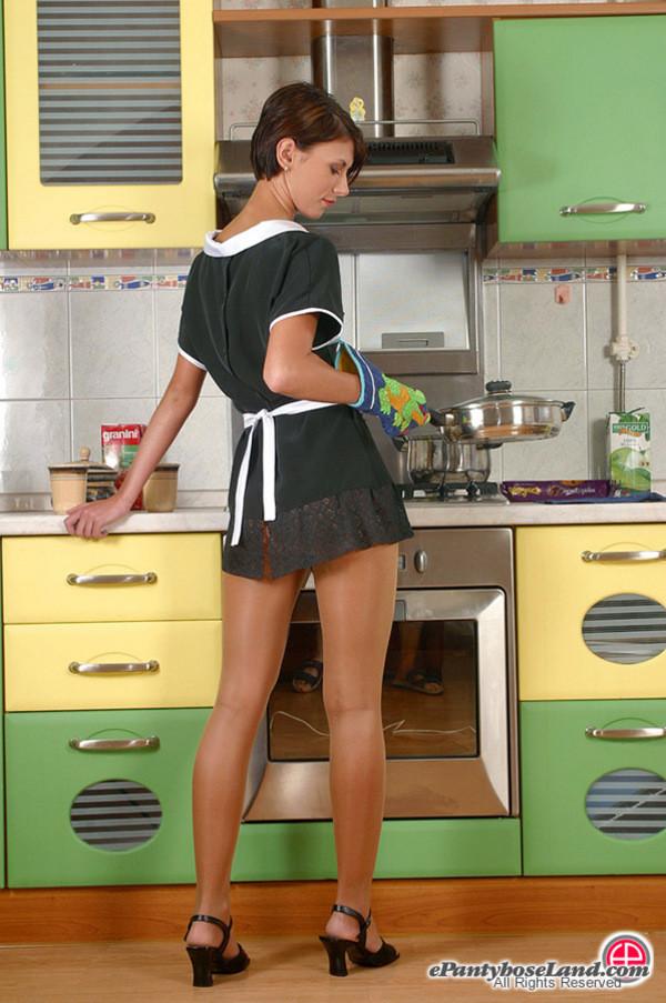 На кухне - Галерея № 3408341