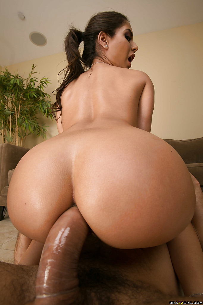 Bubble butt latina rikki white anal fuck sex photo