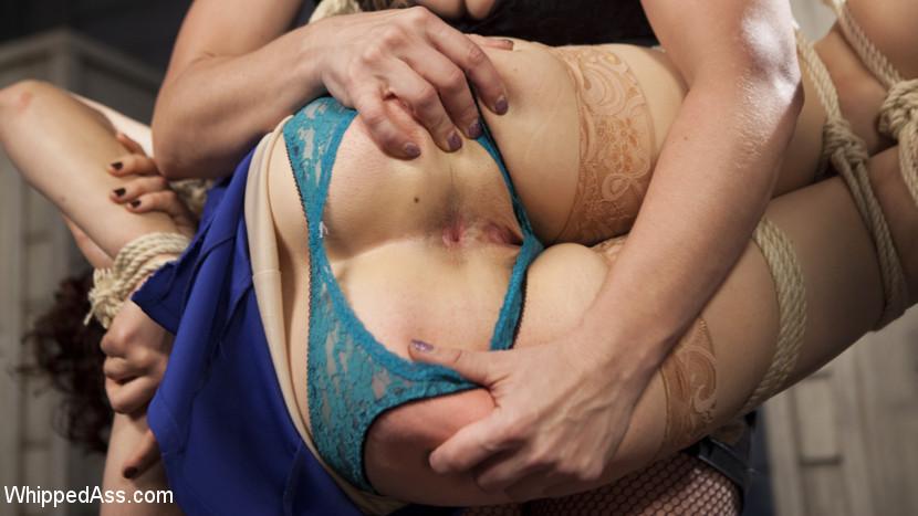 Mistress Kara, Ingrid Mouth - Лесби - Галерея № 3471510