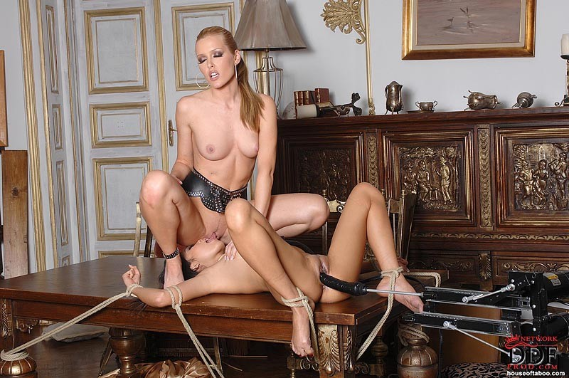 Danika, Sophie Moone - Секс машина - Галерея № 2721679