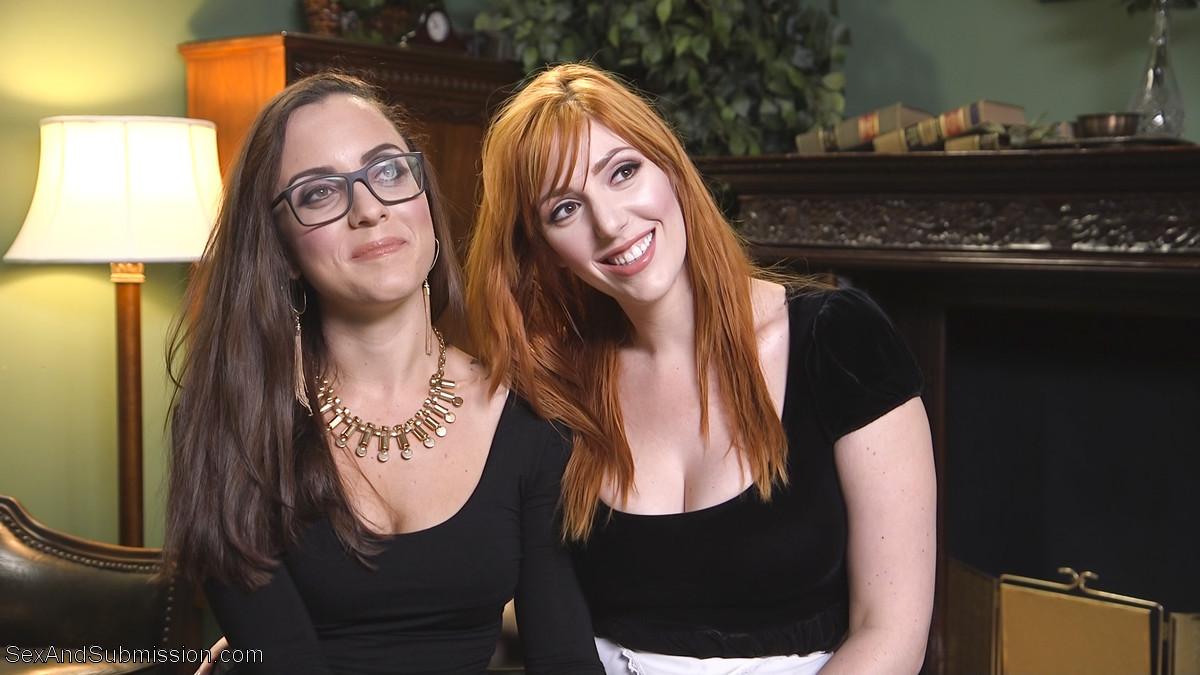 Lauren Phillips, Derrick Pierce, Roxanne Rae - В корсете - Галерея № 3544274