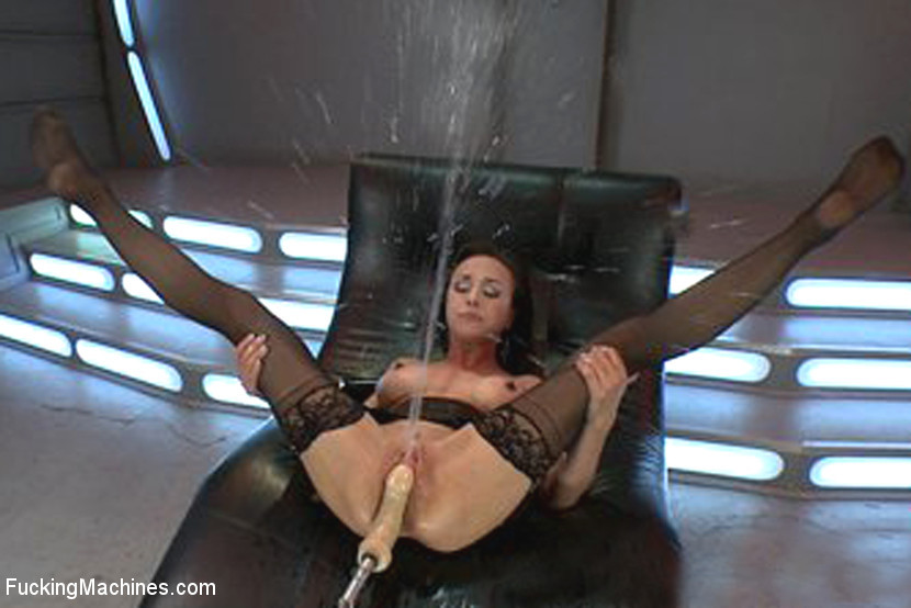 Cytherea's orgasms are incredible