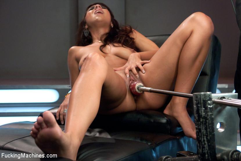Evi Fox - Секс машина - Галерея № 3366178