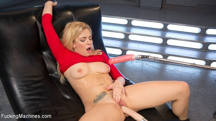 Dahlia Sky - Секс машина - Галерея № 3497253