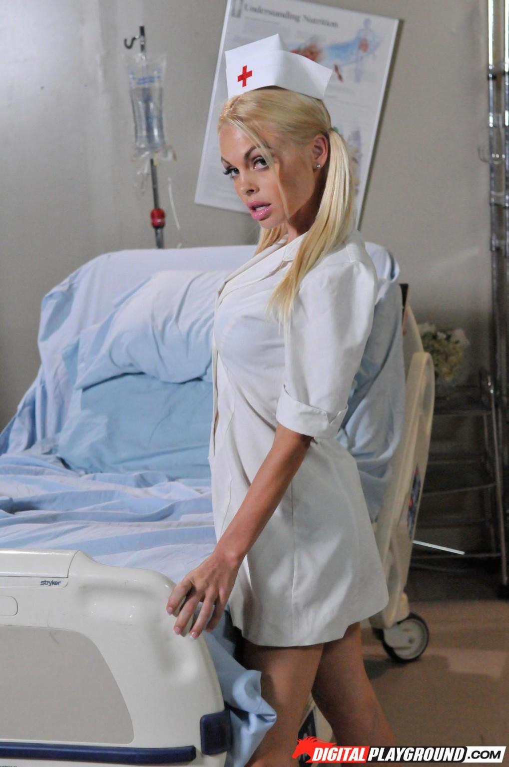 Jesse Jane - Медсестра - Галерея № 3416959