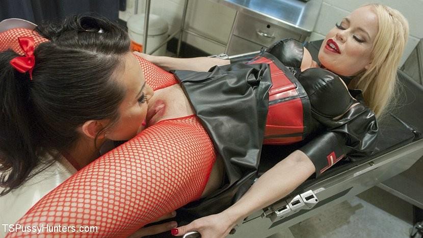 Nikki Delano, Ts Foxxy - Медсестра - Галерея № 3466025