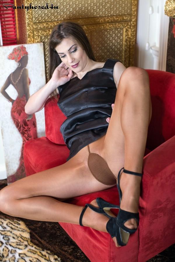 Roxy Mendez - В колготках - Галерея № 3468654