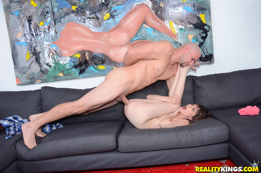 Хочешь быть порнозвездой? Тогда давай ебись