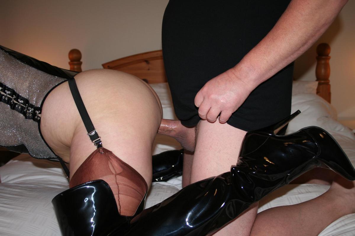 Lady Kinky Boots - В колготках - Галерея № 3475331