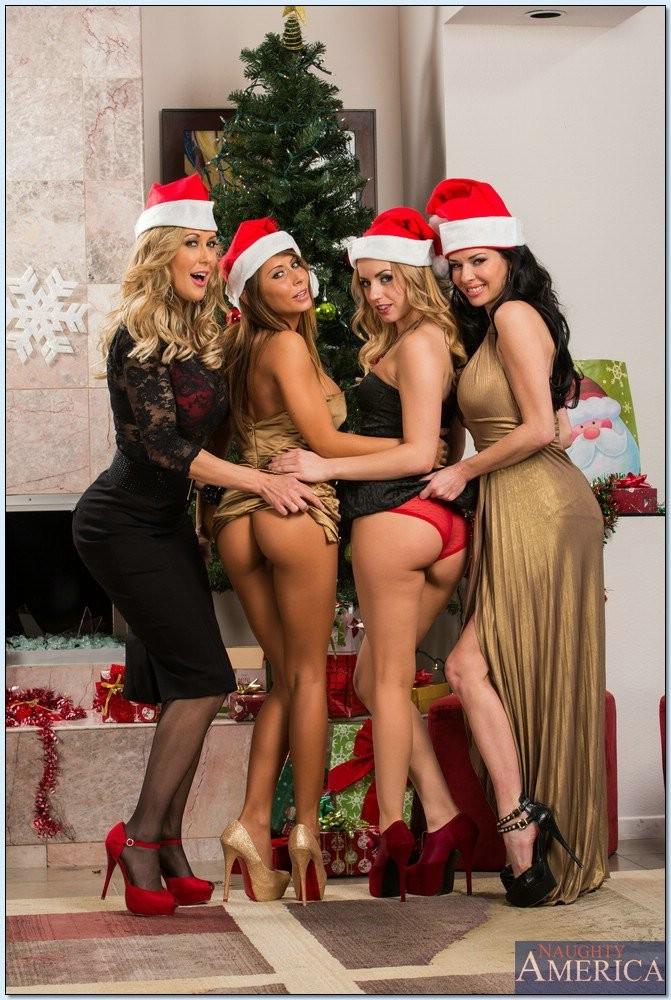 Brandi Love, Madison Ivy, Veronica Avluv, Lexi Belle - В офисе - Галерея № 3506687