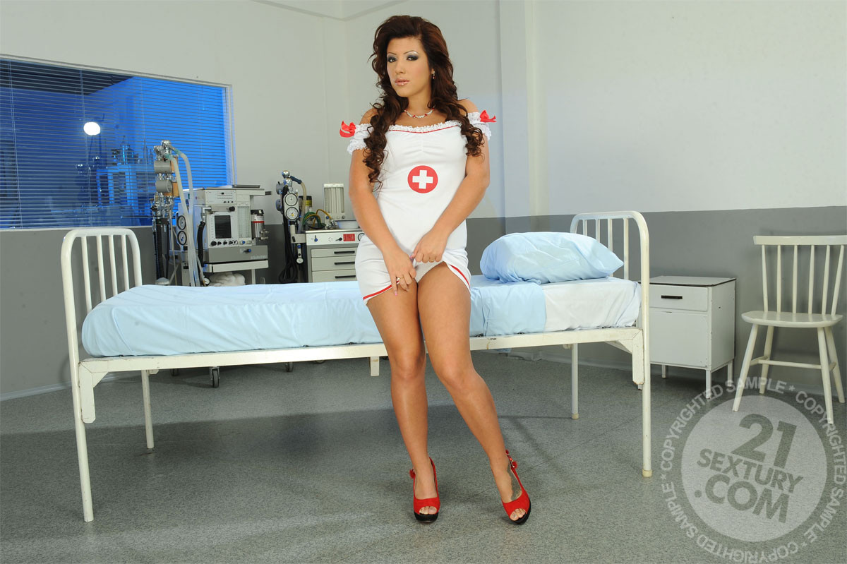 Amanda Black - Медсестра - Галерея № 2922749