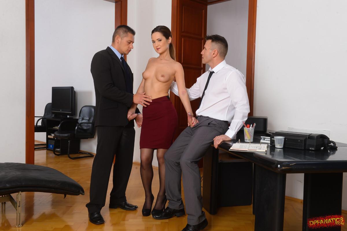 Angie Moon - В офисе - Галерея № 3506608