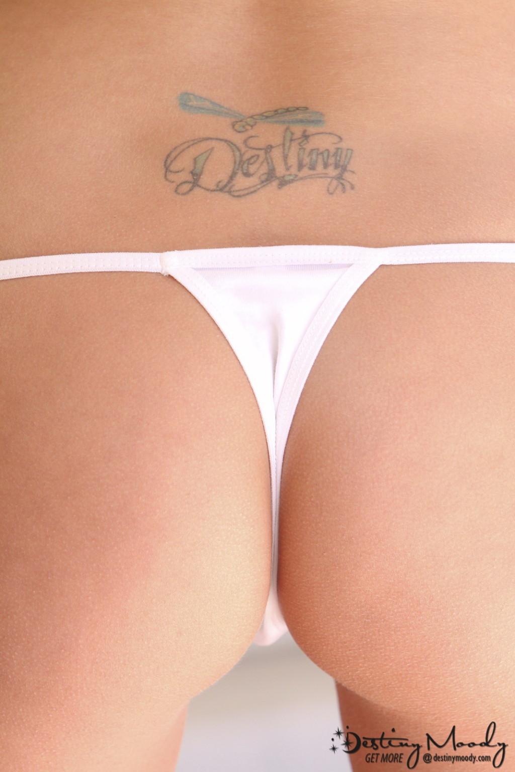 Destiny Moody - Трусики - Галерея № 3550072