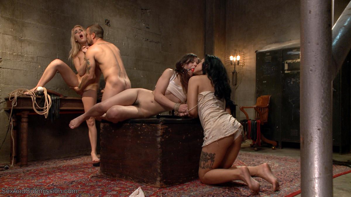 Adley Rose, Juliette March, Mr Pete, Cadence Luxx - Вечеринка - Галерея № 3485783