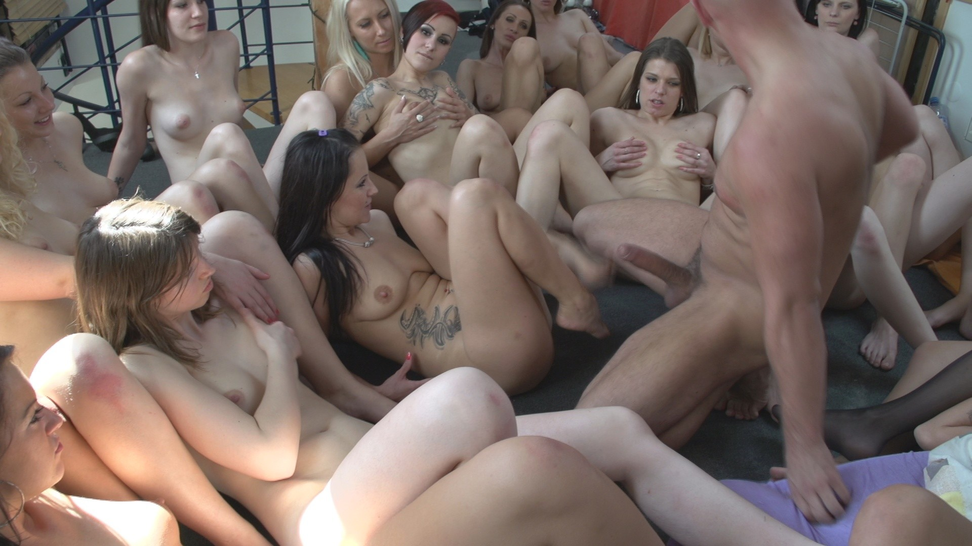 Teen Orgy Party College
