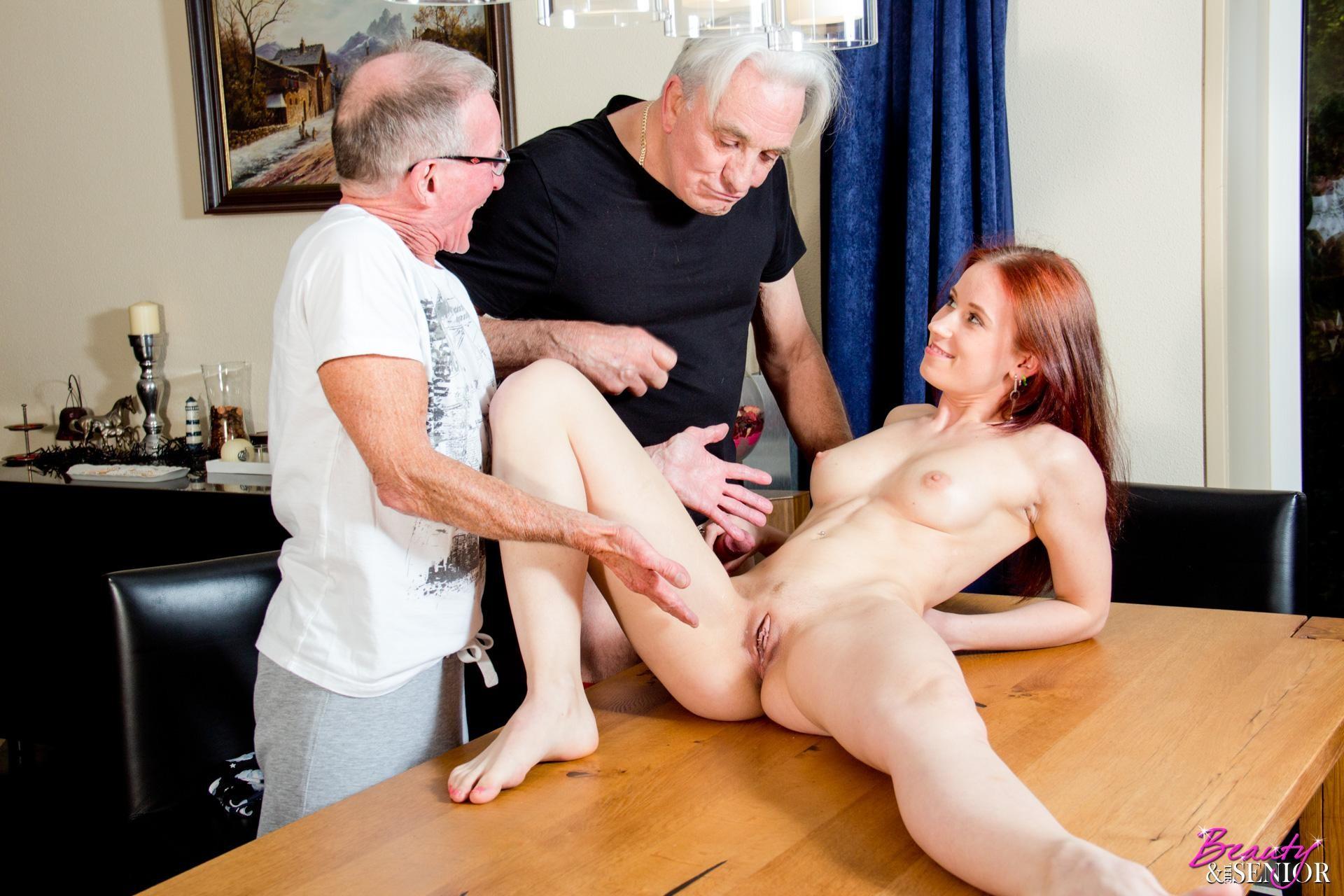 Old man fucking my wife