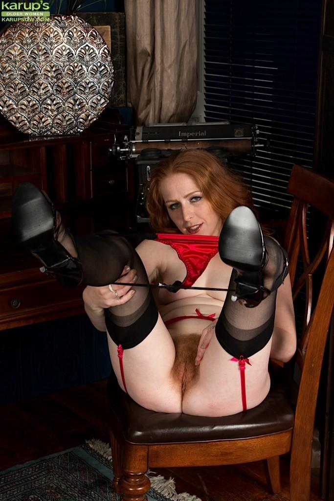 Tia Jones - Рыжая - Галерея № 3507604
